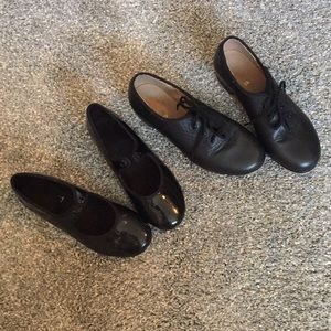 Other - 2Pair Tap Shoes